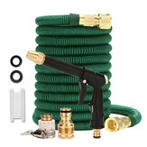 Expandable Garden Hose Adjustable Nozzle Telescopic Magic Hose High Pressure Car Wash Hose Sprayer Set