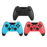 Wireless Bluetooth Game Controller Gamepad Suporte Turbo Gyro Axis Vibration Feedback para Nintendo Switch / Switch Lite / PC