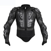 WOSAWE BC201 Unisex PE Tactical Jacket Outdoor Hunting Protector Motorcycle Auto Racing Protective Armor Training Jackets