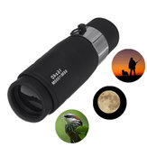 16x40 HD Optical BAK4 Monocular Camping Hiking Day Night Vision Telescope
