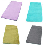 60 x 120cm Anti Skid Shaggy Fluffy Area Rug Bedroom Carpet Floor Mat Parlor Decor