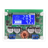 Winners® 7A DC 60V regulador escalonado ajustável NC Módulo de fonte de alimentação Medidor de tensão de corrente Módulo Buck