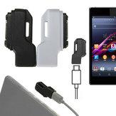 Мини-micro-USB к магнитному адаптеру зарядного устройства для sony xperia z1 z2 z3