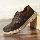 Menico Erkek Mikrofiber Deri Kaymaz Soft Taban Günlük Bot Ayakkabı