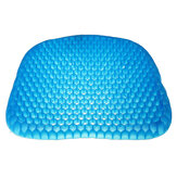 Multi-Functional Breathable Gel ice Pad Honeycomb Design Comfortable Self-Cooling pad Seat Cushion For Chairs Wheelchair Car Office Chair