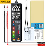 3-in-1 digitale multimeter Smart Tester Spanningsindicator Detector Dubbel model Optioneel