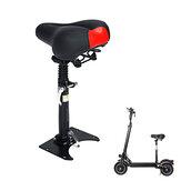LAOTIE siège de selle de scooter professionnel respirant 43-60 cm réglable coussin de chaise de Scooter électrique pliant absorbant les chocs pour LAOTIE ES10 T10 L10