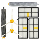 7pcs Filters and Brushes Vacuum Cleaner Accessory Kit for 800 900 Series