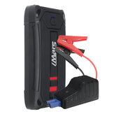 iMars J04 1200A 16000mAh Taşınabilir Araba Jump Starter Powerbank Emergency Batarya Booster Su Geçirmez, LED El Feneri USB Bağlantı Noktası ile