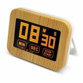 DokunmatikEkranZamanlayıcıGeriSayımHatırlatma Ile Elektronik Sabit Saat Mutfak Zamanlayıcı Zamanlama