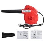 2 en 1 700W avec fil électrique souffleur de feuilles aspirateur aspirateur Duster gonfleur