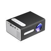 TOPRECIS T300 LED Mini Проектор Портативный LCD 1080P Поддерживаемый офис Домашний детский кинотеатр