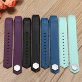 Silicone Replacement Wristband Watch Band Strap Clasp Small Size For Fitbit Alta Tracker