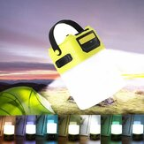 Goofy bluetooth Wireless Speaker USB Portable Outdoor Camping Lantern Colorful Dimmable Night Light