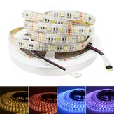 5M RGBW RGBWW 4 In 1 SMD5050 Waterdicht LED Striplicht voor Home Decoration DC12V