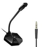 TAIOU Mikrofon redukujący hałas Do wideokonferencji Studio Domowy Czat online