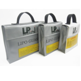 ENGPOW Fireproof Explosion Proof Li-po Battery Safety Protective Bag 155*50*155MM
