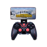 C8 actualizado Bluetooth Gamepad Controlador de juegos para PUBG Mobile para iOS Android Teléfono para Windows PC TV Caja PS3