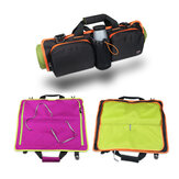 Bubm YJB Multi-Purpose Yoga Roll Pack Yoga Mat Bag Gym Cross-body Bag Adjustable Shoulder Bag Handbag Tote Bags
