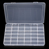 New Slots Plastic Storage Box Asjustable Case Home Organizer Jewellery Beads Box