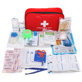 180 In 1 Outdoor SOS Emergency Survival Kit First Aid Kit For Home Office Camping
