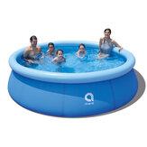 Piscinas JILONG para 1 a 9 pessoas, banheiras infláveis, para crianças e adultos