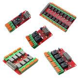 1/2/4/8/16Channel20ARelayControlModule Für UNO R3 Geekcreit für Arduino - Produkte, die mit offiziellen Arduino-Karten funktionieren