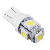 T10 LED Car Dome Light Parking Tail Map Bulb White/Red/Blue/Green/Yellow/Pink