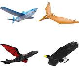 Самолет EPP 46 см ручной запуск метательный самолет инерционная пена Дракон Eagle модель игрушки-самолета акулы