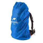 Naturehike NH15Y001-Z ضد للماء حقيبة الظهر غطاء المعطف الطين غبار واقية غطاء الحقيبة تخييم التنزه