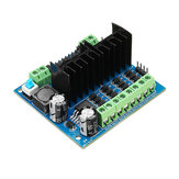 L298N Motor Driver Module Four Chaneel Motor Drive Smart Car Module Geekcreit for Arduino - products that work with official Arduino boards