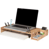 Computer Riser Stand Laptop stativ Monitor Stand Organizer 22