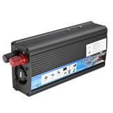 300 W 500 W 1000 W 1200 W 1500 W Falownik Solar Power Inverter Zmodyfikowany sinusoidalny przetwornik prądu stałego 12V do 220V AC