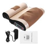 Doble 8D eléctrico Masaje Almohada Cuerpo Calefacción por infrarrojos Cuello Almohada para espalda de hombro Masajer