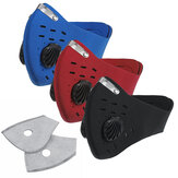 Face Mask Respirator Pollution Anti-Dust PM2.5 Outdoor Sports Cycling Mask