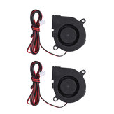 Anet® 2Pcs 24V DC 5015 50x50x15mm 2-pin Exhaust Blower Cooling Fan