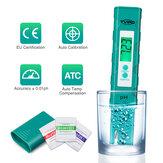 Medidor de pH digital Probador de calidad para agua potable doméstica Acuario Hidropónico