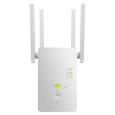 1200M Dual Band Wireless AP Repeater 2,4 GHz 5,8 GHz Router Range Extender WiFi-Verstärkersignal Extend WiFi Booster