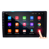 10.1 polegadas 2 DIN para Android Car Stereo Radio Multimedia Player Quatro Core 1 + 16G GPS Nav WiFi DAB +