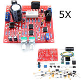 5Pcs Original Hiland 0-30V 2mA - 3A ajustável DC regulado Power Supply DIY Kit