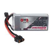 Gaoneng GNB 7.4V 1000mAh 120C 2S XT60 Plug Lipo Батарея для RC Дрон