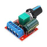 5 Pz DC 5V A DC 35V 5A 90W Mini DC Motor PWM Regolatore di velocità Modulo regolatore di velocità regolabile Modulatore elettronico Scheda elettronica