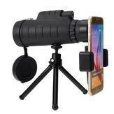 40X60 Wifi Infrarossi IR HD 1080P BAK4 Telescopio per visione notturna monoculare Campo telefonico