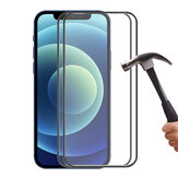 Enkay for iPhone 12 Mini Front Flim 9H Anti-Explosion Hot Blending Full Glue Full Coverage Tempered Glass Screen Protector