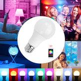 E27 4.5W Smart Wireless bluetooth Mesh RGBW LED Light Bulb APP Music Control AC100-240V