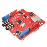 MP3 Music VS1053B Shield Board With TF Card Slot Work With  UNO MEGA