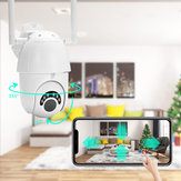 HD 1080P WIFI IP Kamera Wireless PTZ ZOOM CCTV Home Security 60M IR Kamera wasserdicht IP66 Outdoor