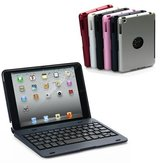 2 In 1 Bluetooth Tastatur Faltbarer Kickstand Fall für iPad Mini 1 2 3