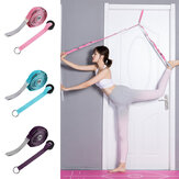 2.4M Doorway Yoga Band Shoulder Legs Stretch Hanging Strap Gymnastics Home Fitness Exercise Tools
