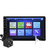 7032R 7 Inch Ips Full View bluetooth Car MP5 Player Parking Sensor